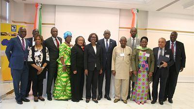 5è Conférence de la Société Civile l'African Growth Opportunity Act (AGOA) à Washington, DC : Le Ministre, Madame Nialé Kaba, appelle à une forte implication de la Société Civile AGOA à l'oeuvre de consolidation des économies des pays bénéficiaires de l'AGOA