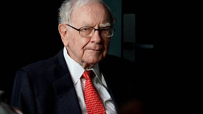 Frothy markets turn dealmaker Warren Buffett into a bankroller