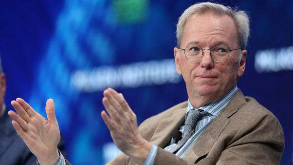 Former Google CEO Eric Schmidt to step down from board
