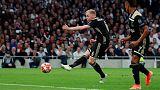 Pochettino's dream turns sour as Spurs misfire against Ajax