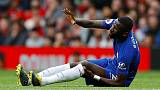 Chelsea's Rudiger out for season after knee surgery
