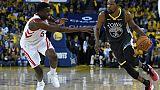 NBA: les Bucks réagissent, les Warriors enchaînent