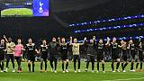 Ligue des champions: l'Ajax prend une option face à un terne Tottenham