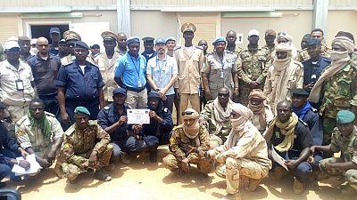 Police de proximité : clôture de la formation de 30 éléments des Forces de Sécurité du Mali à Ménaka
