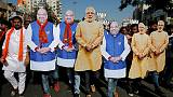 Modi's war chest leaves India election rivals in the dust