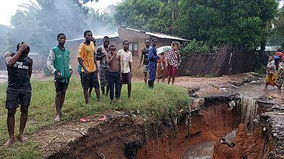 Cyclone Kenneth : L'équipe du HCR évalue les besoins immédiats