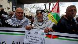 As Trump team prepares Mideast plan, Palestinians face financial crisis