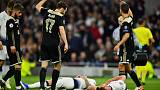 Brain injury charity wants temporary substitutes after Vertonghen clash