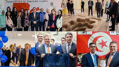 Visite de l'Ambassadeur Blome à Sousse et à Monastir