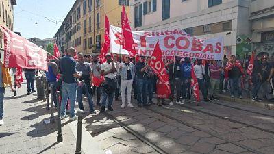 1 maggio: a Milano 3 diversi cortei