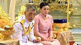A trois jours de son couronnement, le roi de Thaïlande annonce son remariage