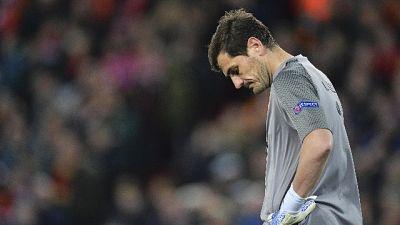 Infarto per Casillas,ricovero d'urgenza