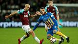 Zabaleta extends West Ham contract until 2020