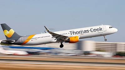 Thomas Cook sets May 7 deadline for interest in airline business - sources