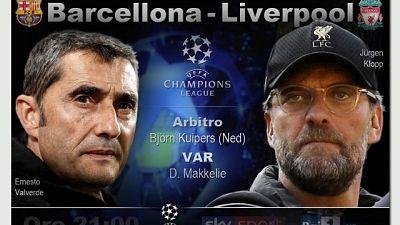 A Barcellona arrestati 6 tifosi dei Reds
