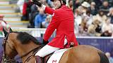 Equestrian - 'Captain Canada' retires from international showjumping