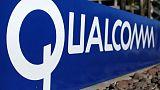 Qualcomm quarterly revenue beats estimates