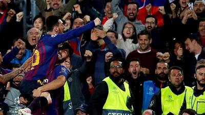 Champions: Messi, 'mio gol spettacolare'