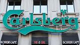 Carlsberg first-quarter sales beat estimates; brewer maintains 2019 profit outlook
