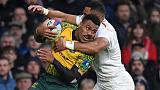 Rugby - Kerevi says under 'no pressure' over faith despite Folau row