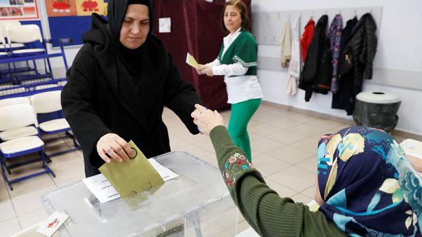 الادعاء التركي يحقق في مخالفات انتخابية في اسطنبول