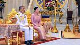 Thailand's new queen - flight attendant to bodyguard to royalty