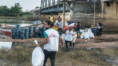 Mozambique : MSF renforce sa réponse d'urgence face au cyclone Kenneth