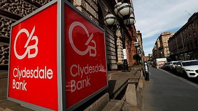 UK's Clydesdale, National Australia Bank sued over business loans
