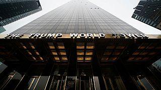 استئجار حكومات أجنبية وحدات في برج ترامب يثير مخاوف من انتهاك الدستور