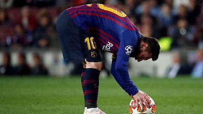 "Video pugno, Reds ""Squalificate Messi"""