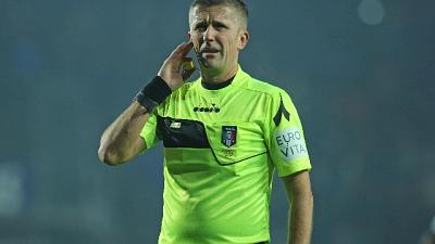 Orsato dirigerà il derby di Torino