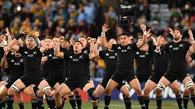 Rugby:a Milano clinic con gli All Blacks