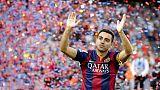 Xavi to retire at end of season