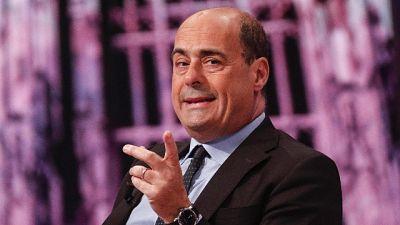 Zingaretti:fake su Pd per paura,denuncio