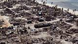 إعلان تفشي الكوليرا في منطقة اجتاحها إعصار بشمال موزامبيق