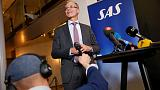 SAS CEO says deal reached with unions to end week-long pilot strike