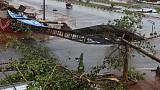 Cyclone slams into Indian temple town, Bangladesh braces with evacuation order