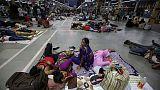 الإعصار فاني يجتاح شرق الهند وبنجلادش تستعد بأوامر إجلاء