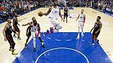 NBA: Philadelphie prend l'ascendant face à Toronto