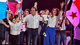 Présidentielle au Panama: un favori et deux challengers
