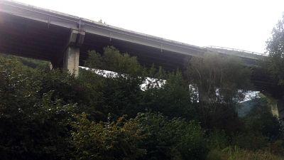 Sequestrate barriere su tratto A16