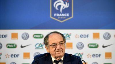 """Mondial made in France: """"C'est une chance unique"""", affirme Le Graët à l'AFP"""