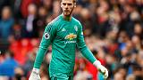 Manchester United to stick with De Gea as Romero suffers knee injury