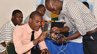 Les coordonnateurs des espaces américains de toute l'Afrique de l'Ouest se réunissent à Lomé pour un atelier STEM