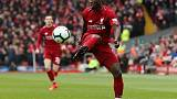 Liverpool's Keita set to miss African Cup of Nations
