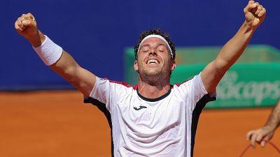 Tennis: Monaco, Cecchinato in semifinale