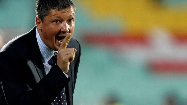 CSKA coach Penev quits, blames club for lack of support