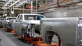 GM recalls 368,000 heavy-duty trucks for fire risks