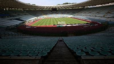 C.Italia: finale, esauriti posti curva