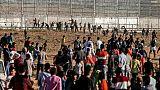 Gaza: quatre Palestiniens tués dans un raid israélien et des affrontements (ministère)